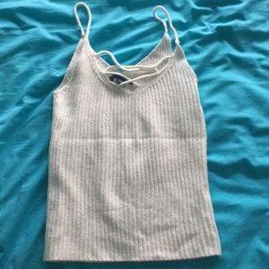 AEO• sweater tank top